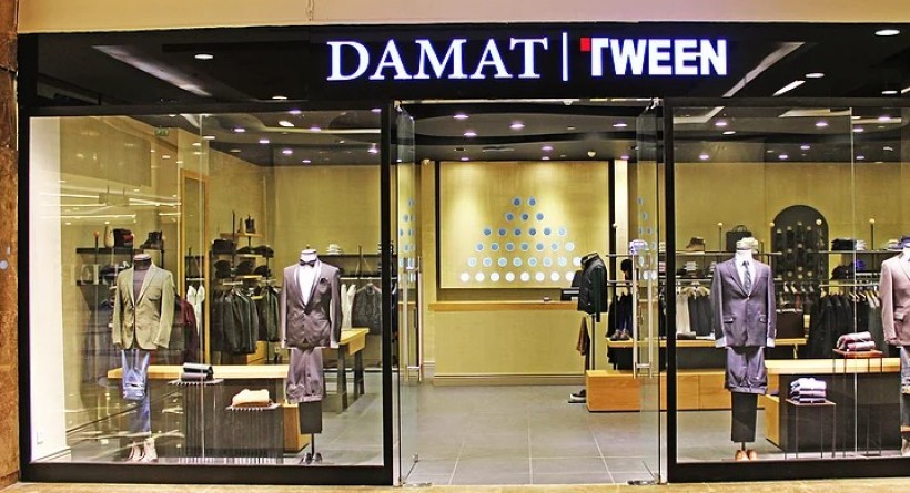 Damat Men Fashion store- G40